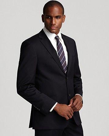 968dee4c8 BOSS Black Pasolini Movie Suit | The Soul'd Out Man | Black suit men ...