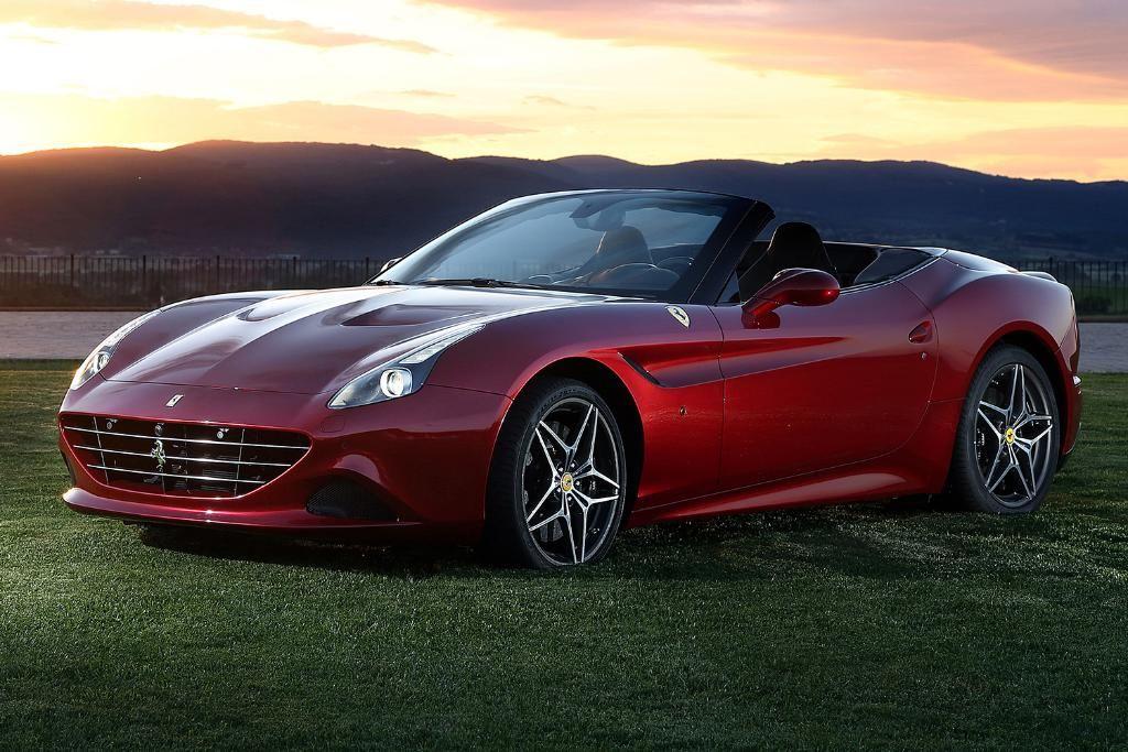Sunday Times Driving St Driving Ferrari California T Ferrari California Ferrari