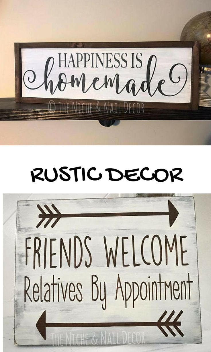 Beautiful rustic sign and I have the perfect spot for one of these, love the stressed wood finish. #affiliatelink #etsy #rusticdecor #farmhousestyle