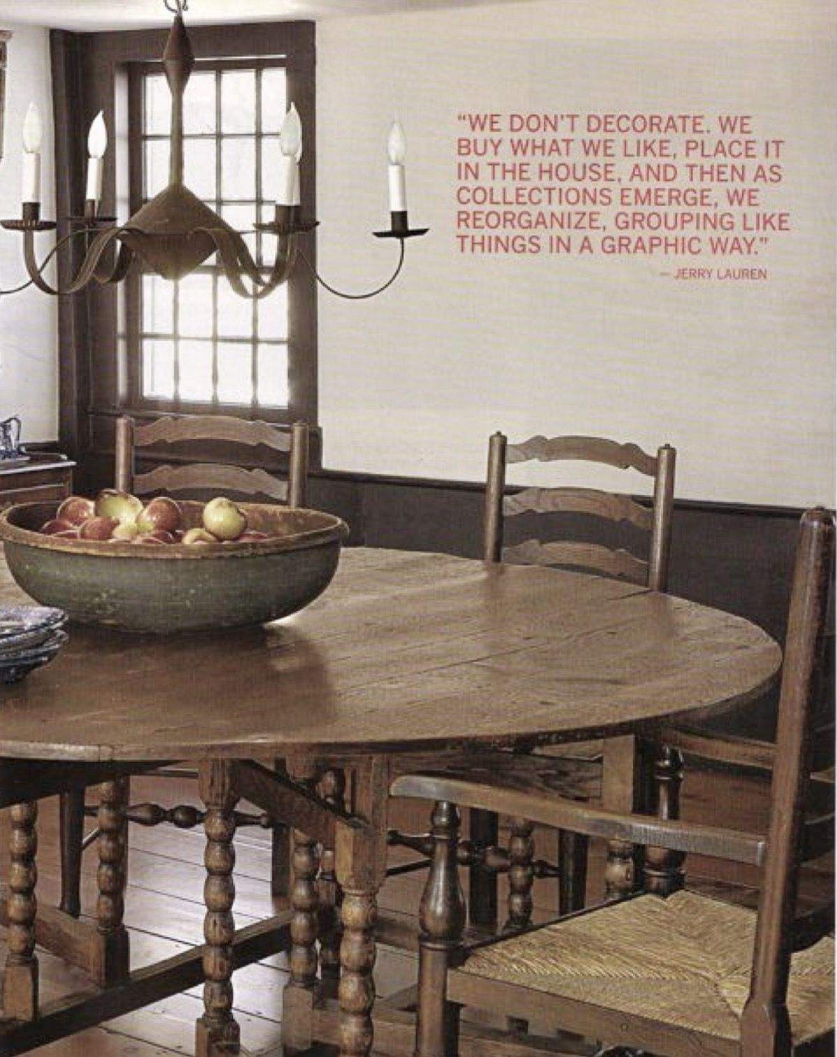 Pin By Phoebe On K I T C H E N And Dining Dining Primitive Dining Rooms Colonial Furniture