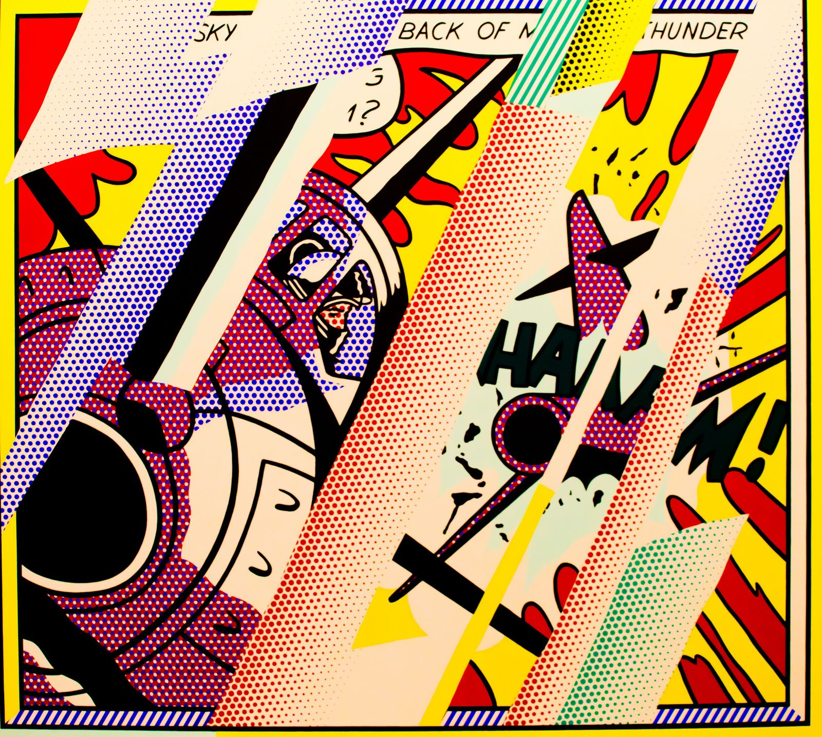 Not Enough Talk Talk (With images) Roy lichtenstein