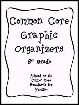 This 27 page document contains graphic organizers to use