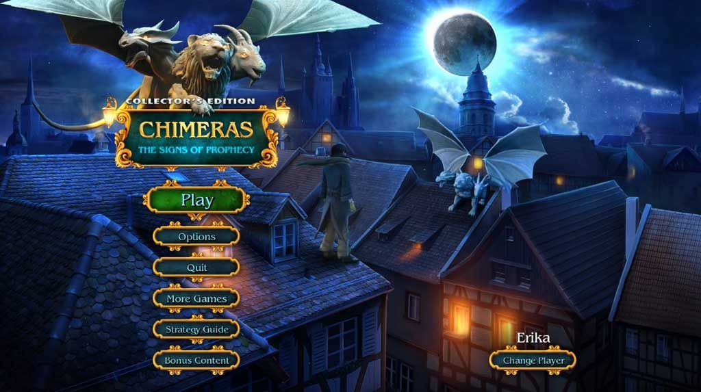 Chimeras The Signs Of Prophecy Walkthrough From Casualgameguides Com Prophecy Chimera Big Fish Games