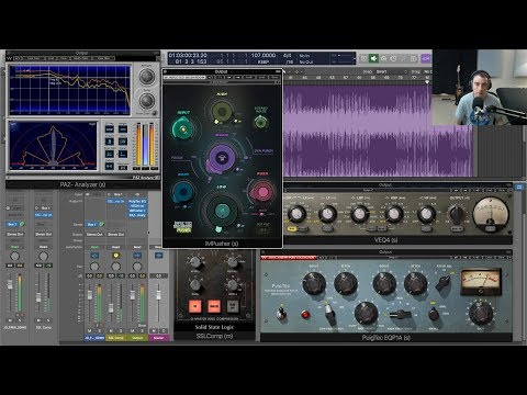 Pin By The Innovator Music Producti On Diy Recording Tips In 2020 Waves Plugins Plugins Cubase