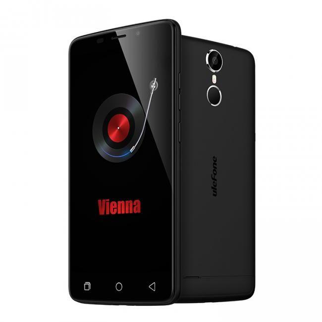 ULEFONE VIENNA 3GB RAM 32GB ROM HiFi MTK6753 1.3GHz Octa Core 5.5 Pollici2.5D Corning Gorilla Glass 3 Sharp FHD Screen Android 5.1 4G LTE Smartphone