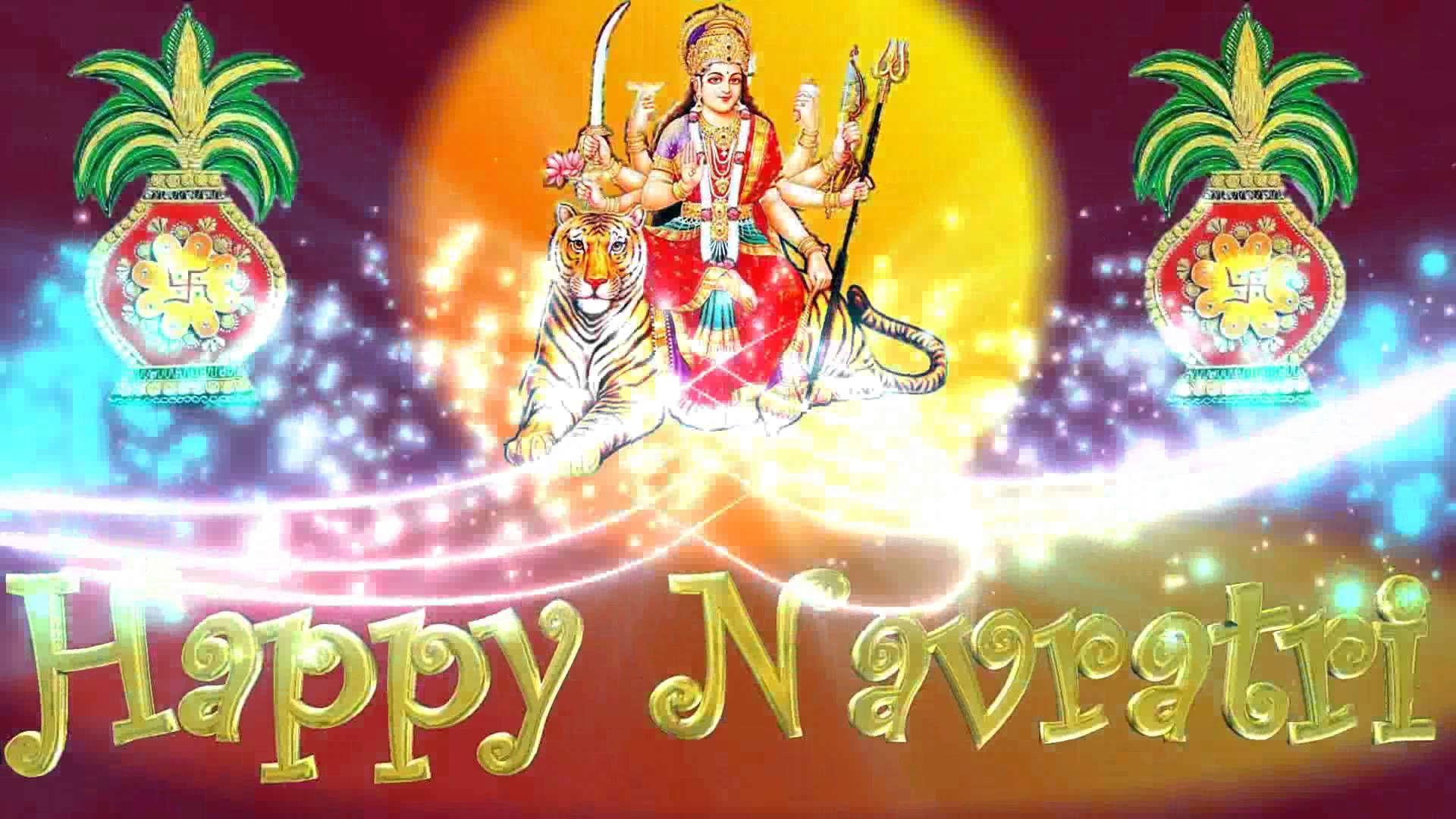 Happy Navratri 2016 Wishesquoteshd Imagesgreetingsecard