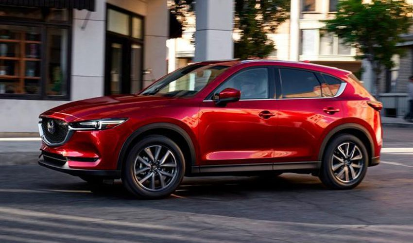 2019 Mazda CX 5 Changes, Price, Release Date and Update