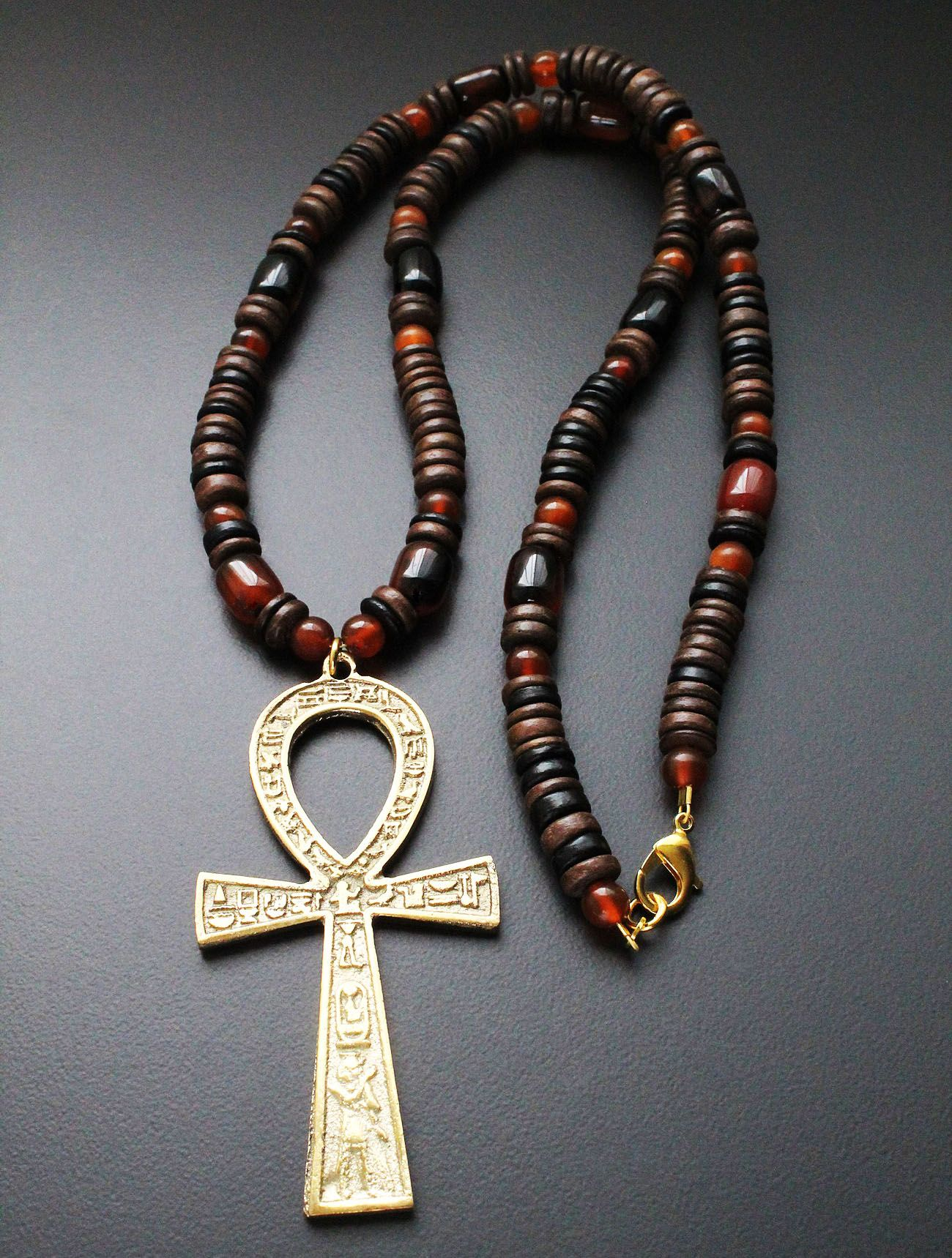 egyptian symbol necklace - photo #35