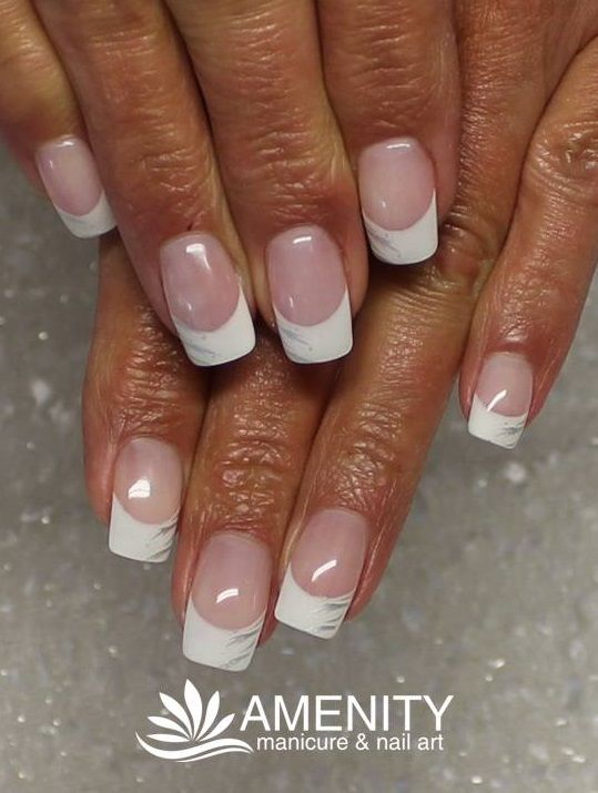 Bildergebnis Fur Nailart French Nails Nail Designs Nail Art Nails
