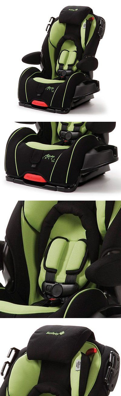 Safety 1st Alpha Omega Elite Convertible 3 In 1 Baby Car Seat Open Box