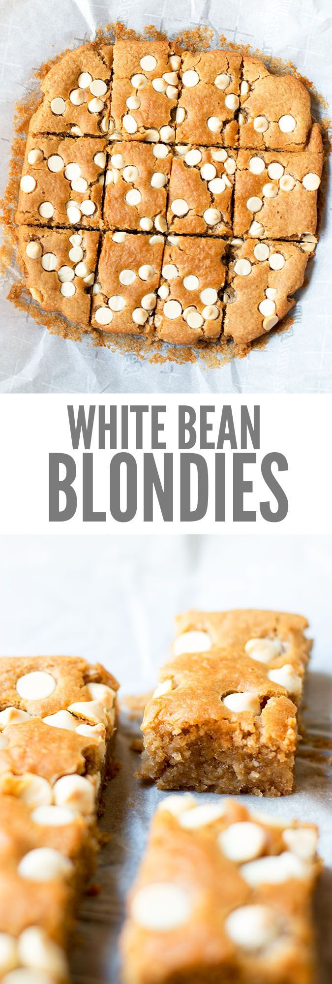 My kids beg for white bean blondies and devour the whole pan. Fine by me, they're naturally sweetened, healthy, made mostly of beans and really good! :: kids beg for white bean blondies and devour the whole pan. Fine by me, they're naturally sweetened, healthy, made mostly of beans and really good! ::