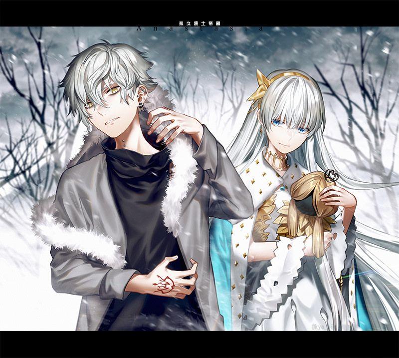 Fate/Grand Order by Spiritual Sacred Guardian Anime, Fate