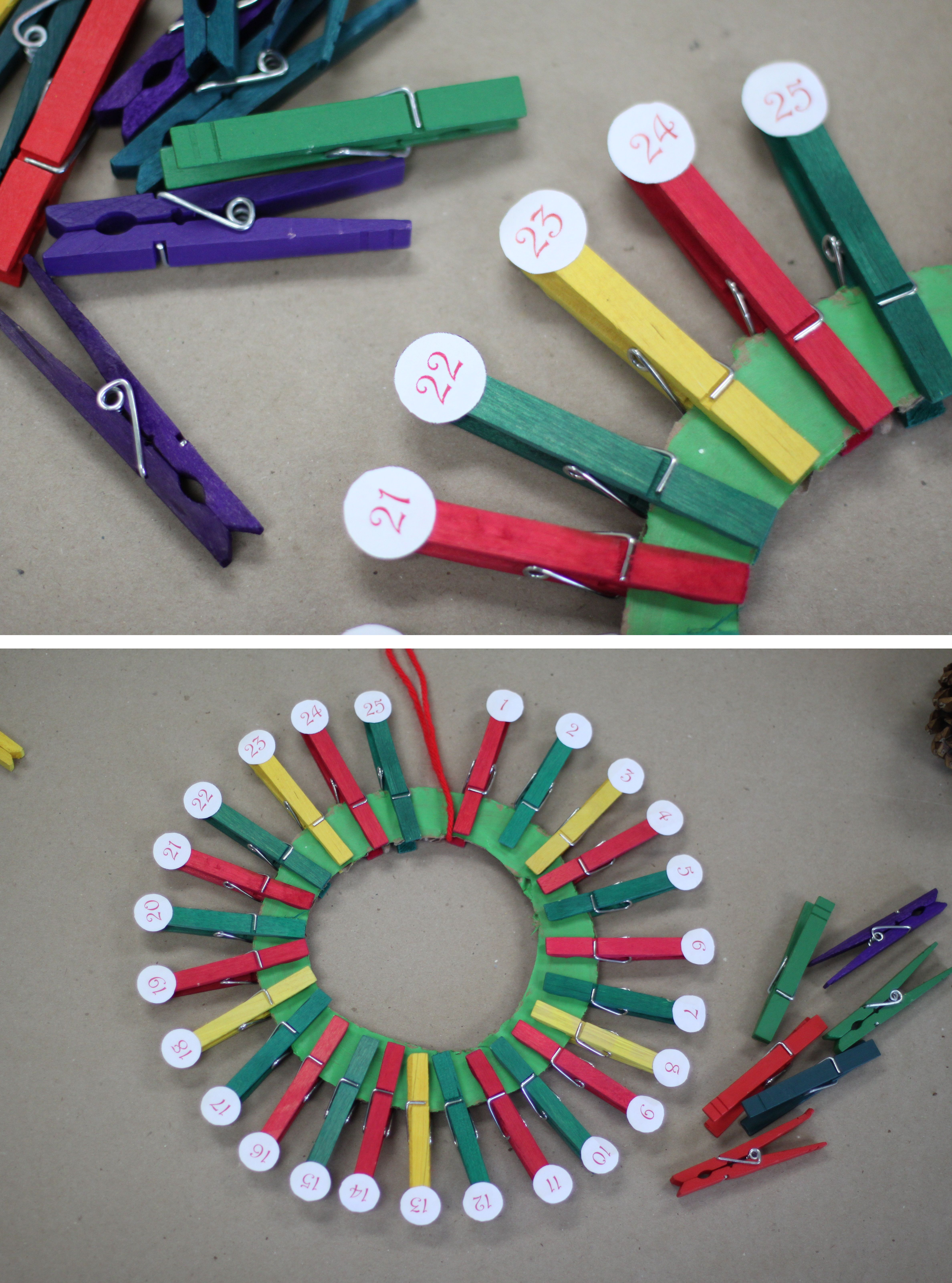 Children Will Love Counting Down To The Big Day With A