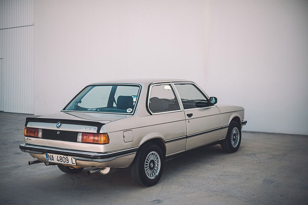 1982 BMW 3-Series | Motor car, BMW and BMW Series