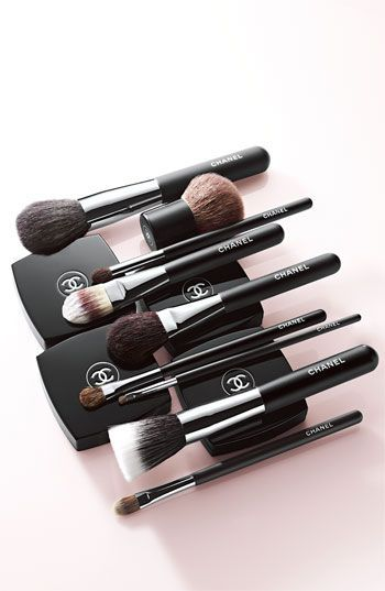 4d63ce72d2 Chanel Brushes so worth the price! I have had all but one of these ...