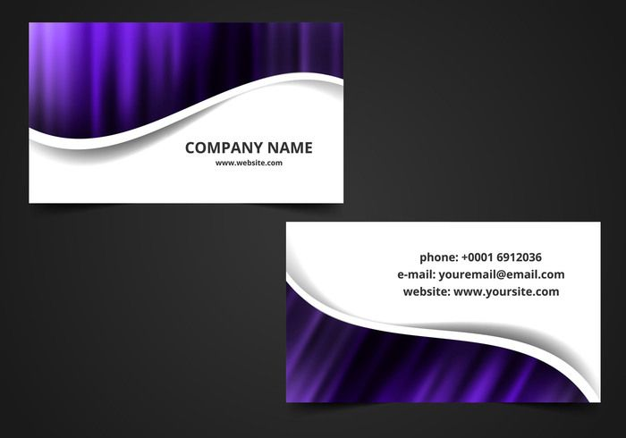 Free vector visiting card background cards pinterest vector free vector visiting card background business card templates free business cards business card design fbccfo Images