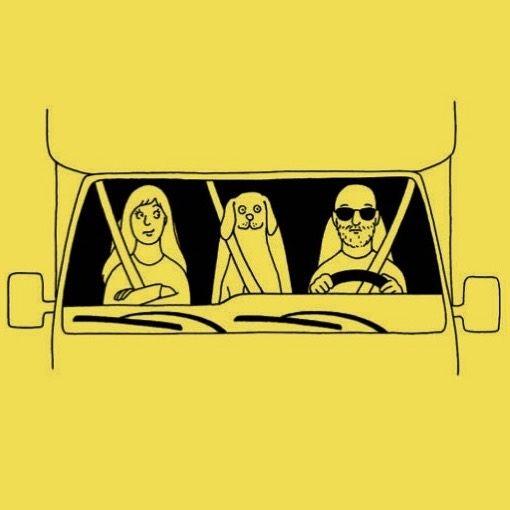 Roadtrip Auf 8 Beinen Mit Einem Wohnmobil Sind Dogs Autor Harald Und Dogs Fotografin Sabine Braun Noch Nie Verreist Erst Der Umstand Dass Ihr Magyar Dogs