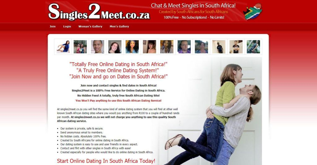 Hookup Sites Africa Paid In South