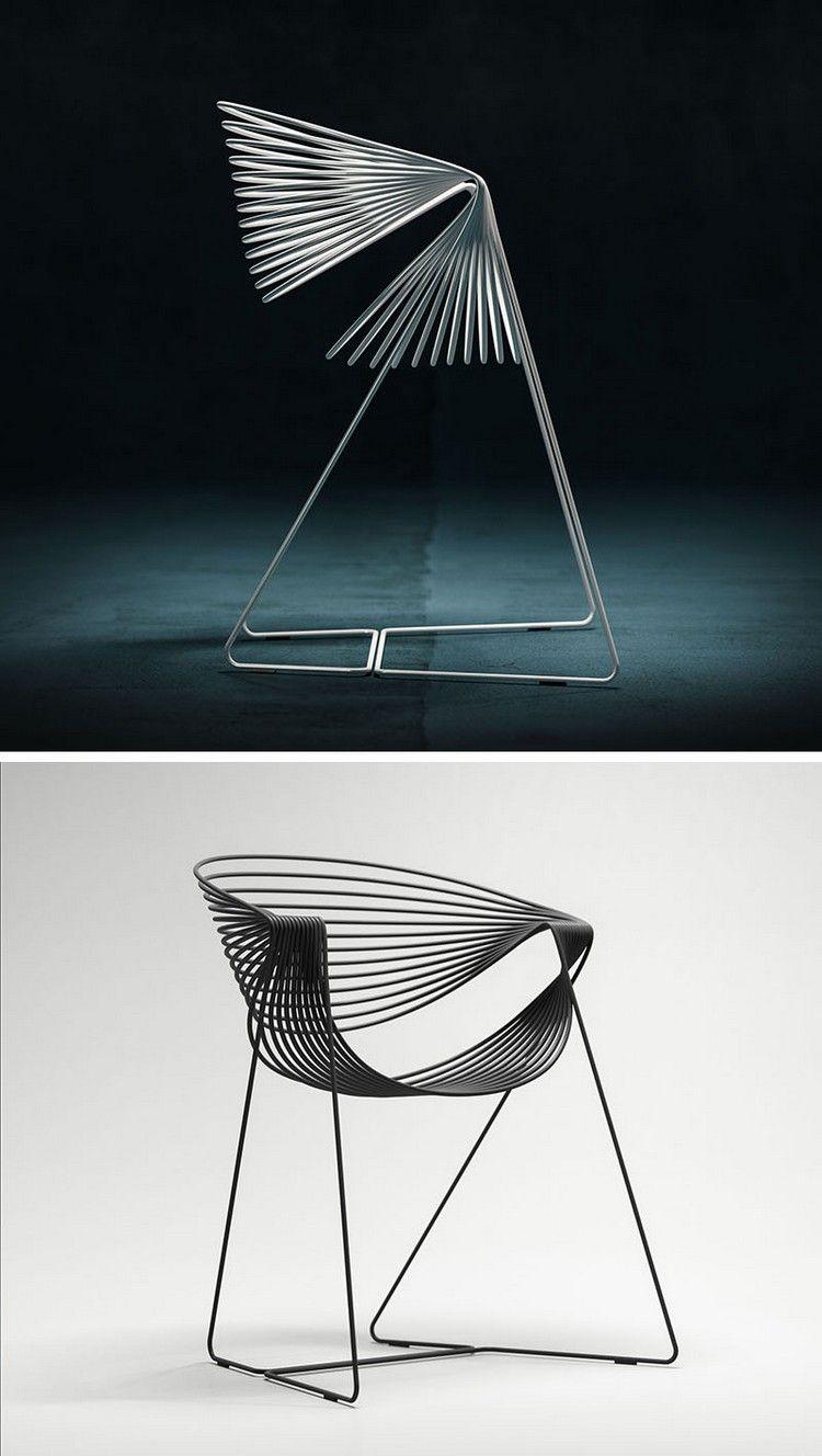 Gewinner Design Wettbewerb Outdoor Stuhl Design Furniture Design