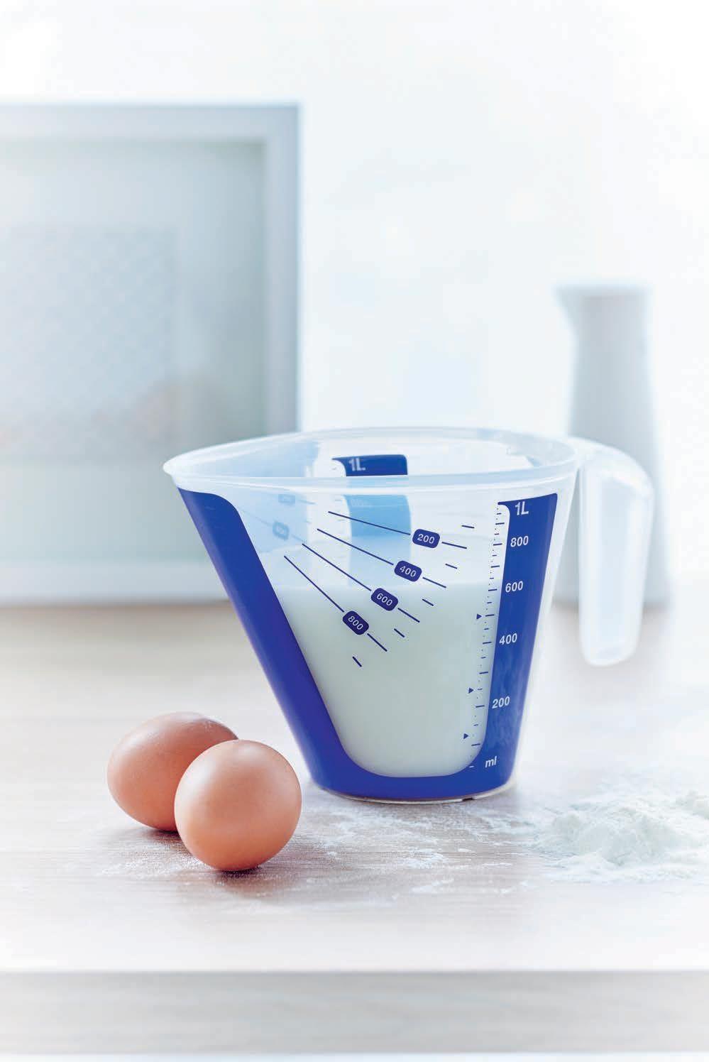 Tupperware UK 1L Measuring jug. Easy and accurate measuring! #baking ...