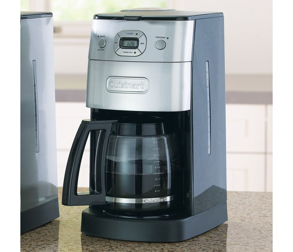 Cuisinart automatic grind brew 12cup coffee maker