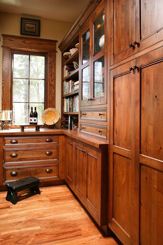 Cross Creek - Custom Cabinets Asheville | Kitchen Cabinets ...