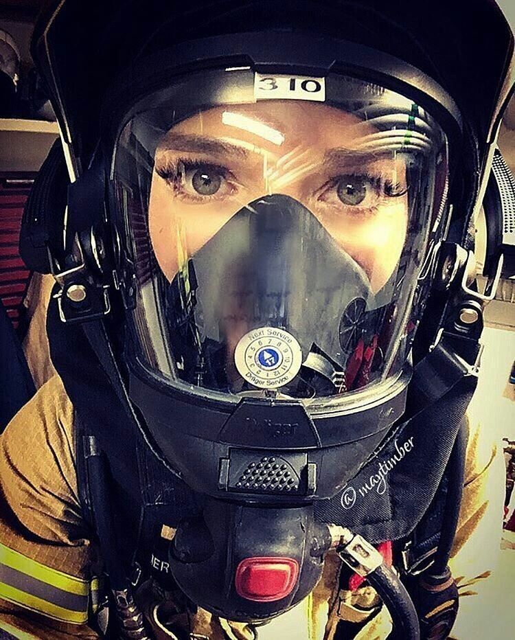FEATURED POST maytimber Putting on a mask and gear is