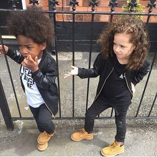 Mil millones riqueza la seguridad  Resultado de imagen para outfits para niñas cool | Outfits niños,  Timberlands, Moda para niñas