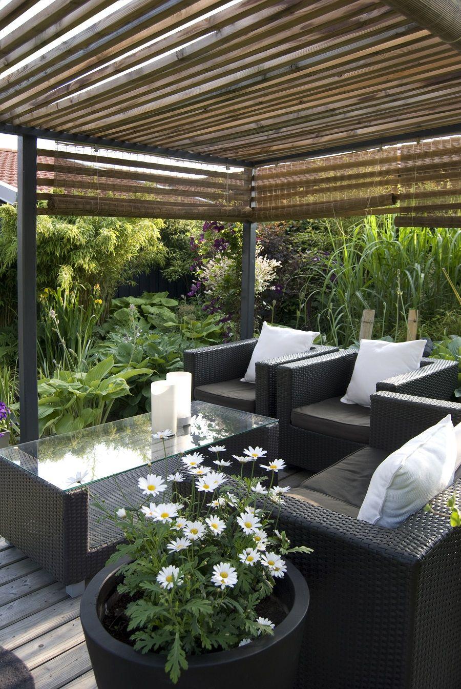 Leroymerlin Leroymerlinpolska Dlabohaterowdomu Domoweinspiracje Ogrod Garden Relaxation Mebleogrodowe Patio Pergola Pergola Patio