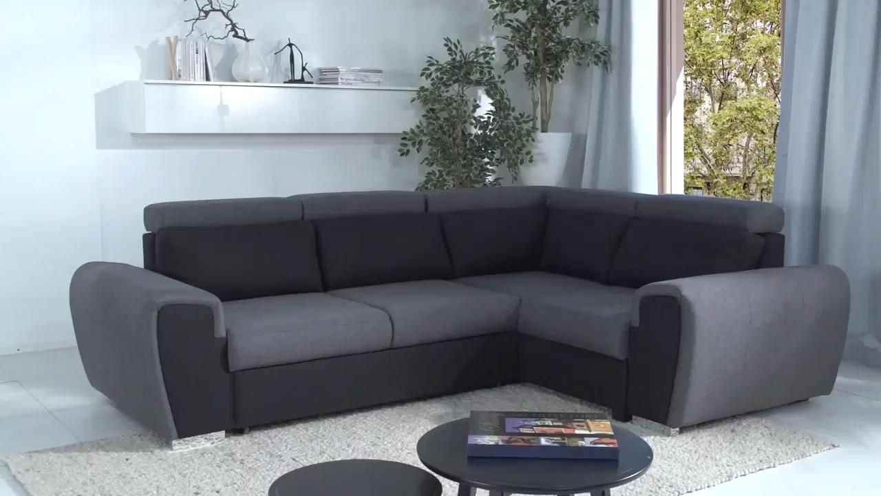 Sofa Rinconera Cama Con Reposacabezas Reclinables Bali Video Furniture Design Living Room Living Room Sofa Sofa Bed Design
