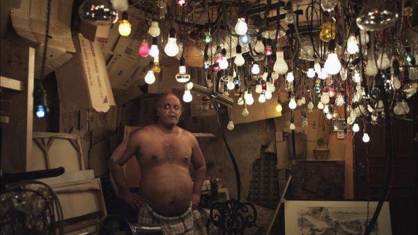 "Tzu Nyen Ho: ""the cloud of unknowing (2011); videostill."