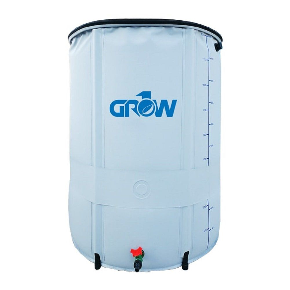 Grow1 Collapsible Reservoir Water Tank Storage Barrel Irrigation Supplies Rain Barrel Water Tank Water Storage Tanks