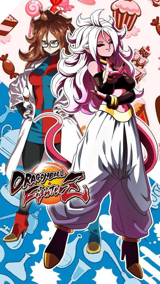 Androide 21 majin androide 21 dragon ball z pinterest androide dragon ball and dragon ball z - Dragon ball z 21 ...