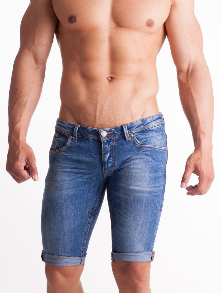 Pantalones Cortos Vaqueros De Hombre Alcott Pantalones Cortos Vaqueros Pantalones Vaqueros Cortos Hombre Ropa Interior Masculina