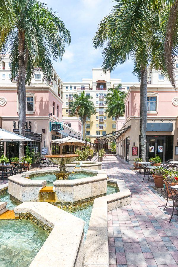 Boca Raton Shopping >> Mizner Park Amphitheater De Viaje Florida Travel Orlando Travel