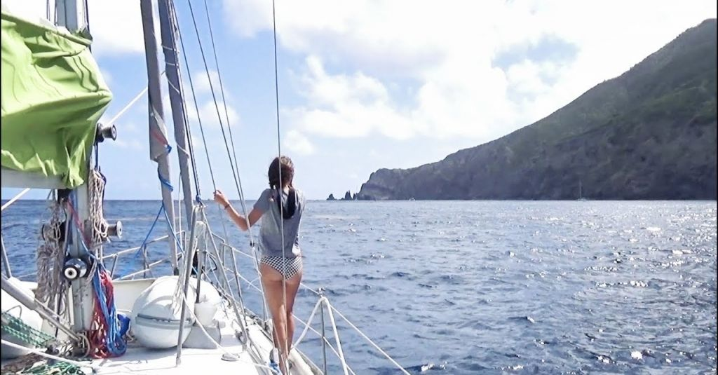 Saba - The Unspoiled Queen of the Caribbean (MJ Sailing - EP 74
