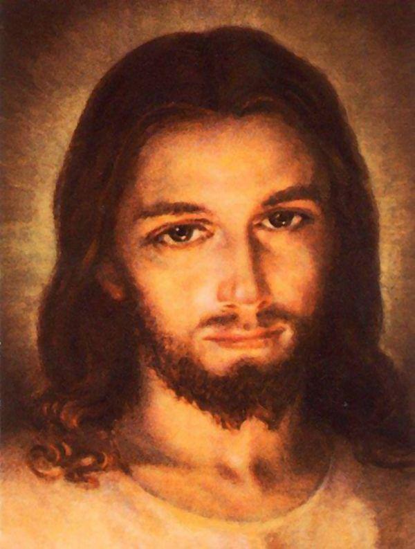 Il Diario di Suor Faustina: Il volto di Gesù Misericordioso   Gesù, Dipinti di gesù, Gesù cristo