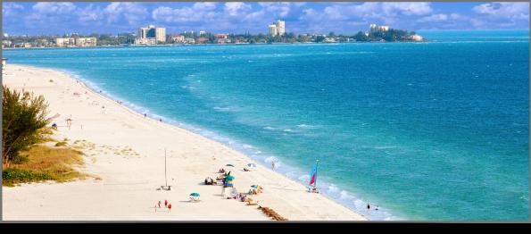 Sarasota Beaches Usa Fl 2 Days 1 Night At Lido Beach Holiday Inn