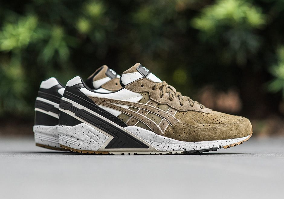 Monkey Time x Asics Gel Sight