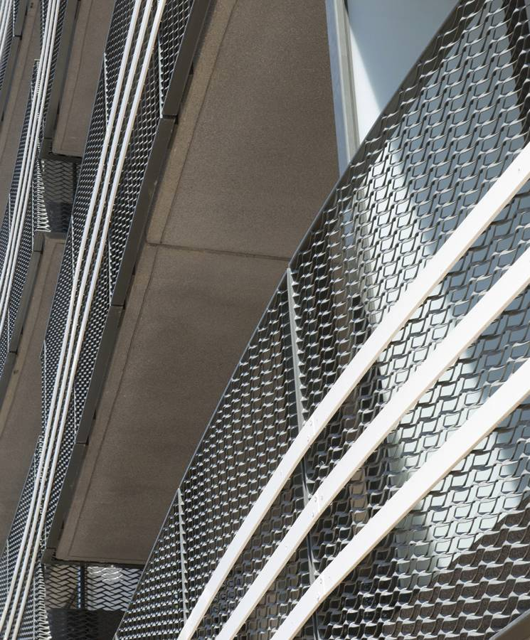 Best Expanded Metal Balustrade Railing Infill Panels For Bridge And Stairs Metal Panels Expanded 400 x 300