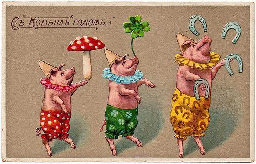 Эротическая новогодняя открытка — photo 10