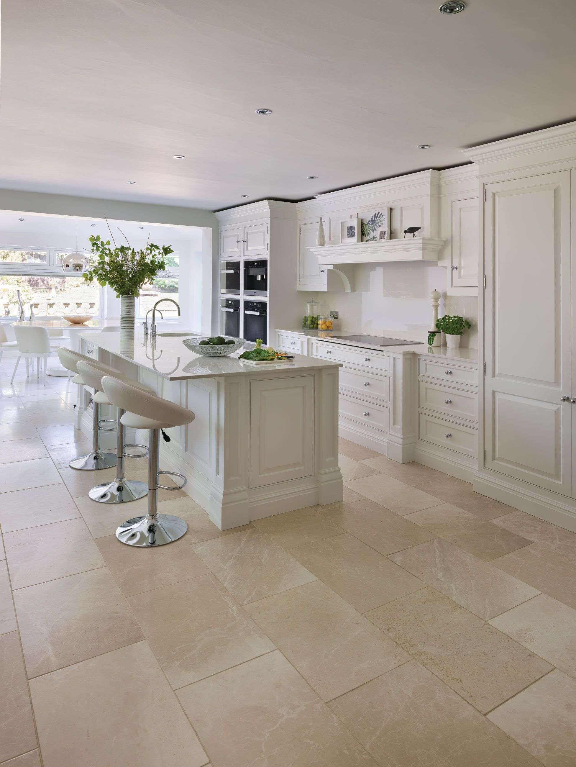 Our Latest Dream Family Kitchen From The Devine Co