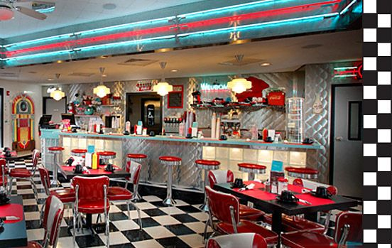 Djs Taste Of The 50s Restaurant Lancaster Pa Date Night