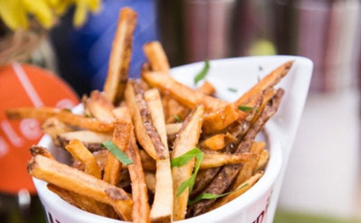 Cristina's Perfect French Fries