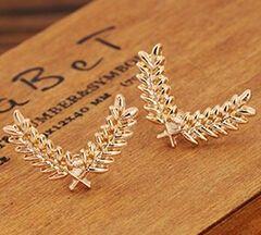 한국어 버전 정장 셔츠 칼라 핀 브로치 한국어 스테레오 작은 금속 밀 칼라 버클 액세서리 무료 배송