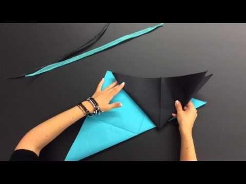 Decodefetecom Pliage De Serviette En Pyramide Youtube