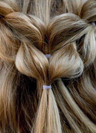 schnelle haar-hacks: 6 einfache frisuren für faule und