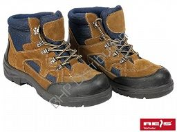 Trzewiki Robocze Montreis Hiking Boots Shoes Boots