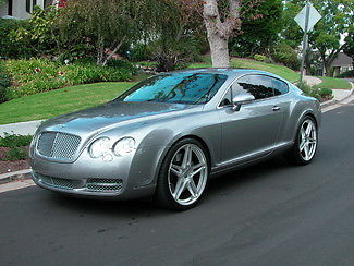 cool 2007 Bentley Continental GT Mulliner Edition Low Mileage! - For Sale View more at http://shipperscentral.com/wp/product/2007-bentley-continental-gt-mulliner-edition-low-mileage-for-sale/