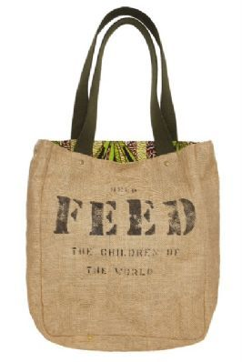 such an incredible organization that sells cute products and feeds the children of the world! who could resist that?!